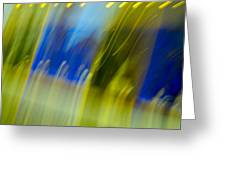 Stolvant - Abstract Art Greeting Card by Laria Saunders