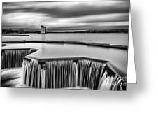 Strathclyde Park Scotland Greeting Card by John Farnan