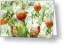 Suddenly Snow Greeting Card by RC deWinter