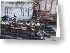 Sukhothai Historical Park - Sukhothai Thailand - 011361 Greeting Card by DC Photographer