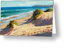 Summer Day The Entrance Greeting Card by Graham Gercken