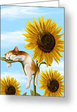 Summer Dream Greeting Card by Veronica Minozzi