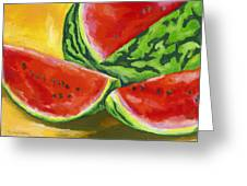 Summertime Delight Greeting Card by Stephen Anderson