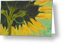 Sunny Side Up Greeting Card by Cori Solomon