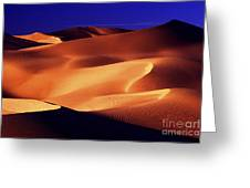Sunrise Shadows Greeting Card by Paul W Faust -  Impressions of Light