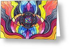 Surrender Greeting Card by Teal Eye  Print Store