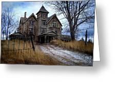 Sydenham Manor Greeting Card by Tom Straub