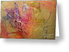 Symphony I Greeting Card by Elizabeth Carr