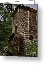 Tall Mill Greeting Card by Dave Bosse