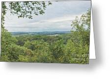 Tennessee Mountains Greeting Card by Kay Pickens