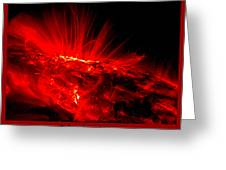 The Art Of The Universe 307 Greeting Card by The Hubble Telescope
