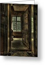 The Asylum Project - Welcome Greeting Card by Erik Brede