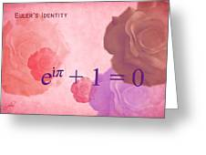 The Beauty Equation Greeting Card by Paulette B Wright