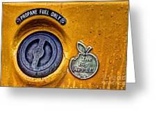 The Big Apple Greeting Card by John Farnan