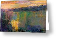 The Colors Of Hope Greeting Card by Jim Whalen