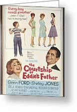 The Courtship Of Eddie's Father Greeting Card by Mountain Dreams