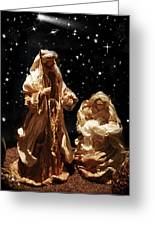 The Crib Greeting Card by Gina Dsgn