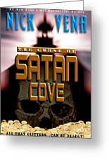 The Curse Of Satan Cove Greeting Card by Mike Nellums