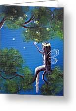 The Enchanted By Shawna Erback Greeting Card by Shawna Erback