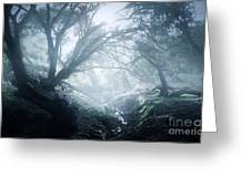 The Ents Are Going To War Greeting Card by Kyle Walker