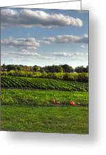 The Farm Greeting Card by Joann Vitali