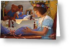 The Gift Greeting Card by Charles Fennen