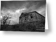 The Haunted Greeting Card by Michael Ver Sprill
