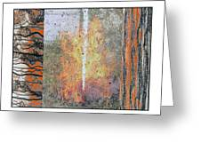 The Instant of Inspiration Greeting Card by George Guarino