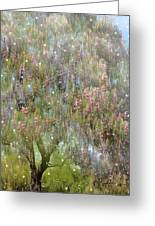 The Magic Tree 5 Greeting Card by Kume Bryant