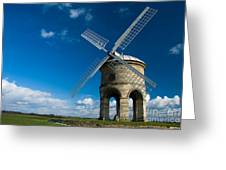 The Mill Greeting Card by Anne Gilbert