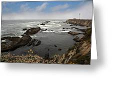 The Ocean's Call Greeting Card by Laurie Search