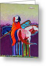 The Peacemakers Gift Greeting Card by Joe  Triano