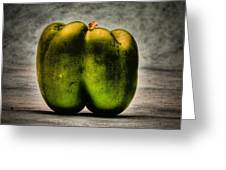 The Pepper Greeting Card by Timothy Bischoff