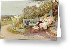 The Picture Book Greeting Card by Thomas James Lloyd