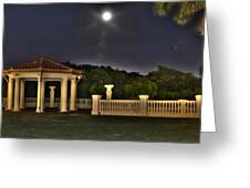 The Resort At Marina Village Greeting Card by Ash Sharesomephotos