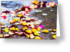 The Road - Featured 3 Greeting Card by Alexander Senin