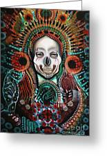 The Singularity Greeting Card by Michael Kulick