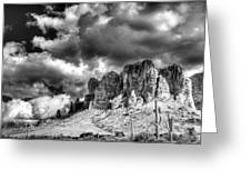 The Superstitions  Greeting Card by Saija  Lehtonen