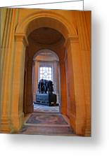 The Tombs At Les Invalides - Paris France - 011315 Greeting Card by DC Photographer