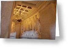 The Tombs At Les Invalides - Paris France - 011329 Greeting Card by DC Photographer