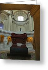 The Tombs At Les Invalides - Paris France - 011330 Greeting Card by DC Photographer
