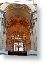 The Tombs At Les Invalides - Paris France - 011333 Greeting Card by DC Photographer