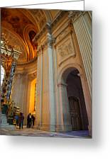 The Tombs At Les Invalides - Paris France - 01138 Greeting Card by DC Photographer