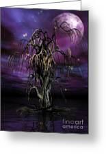 The Tree Of Sawols Greeting Card by John Edwards