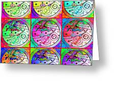 There Is Never Enough Time 20130606 Greeting Card by Wingsdomain Art and Photography