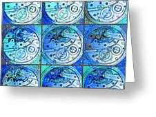 There Is Never Enough Time 20130606cool82 Greeting Card by Wingsdomain Art and Photography