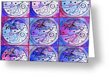 There Is Never Enough Time 20130606coollbb Greeting Card by Wingsdomain Art and Photography