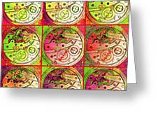 There Is Never Enough Time 20130606warm81 Greeting Card by Wingsdomain Art and Photography