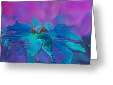 This Is Not Just Another Flower - Bpb02 Greeting Card by Variance Collections