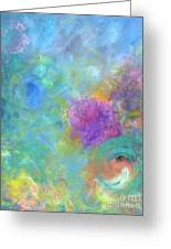 Thoughts Of Heaven Greeting Card by Jason Stephen